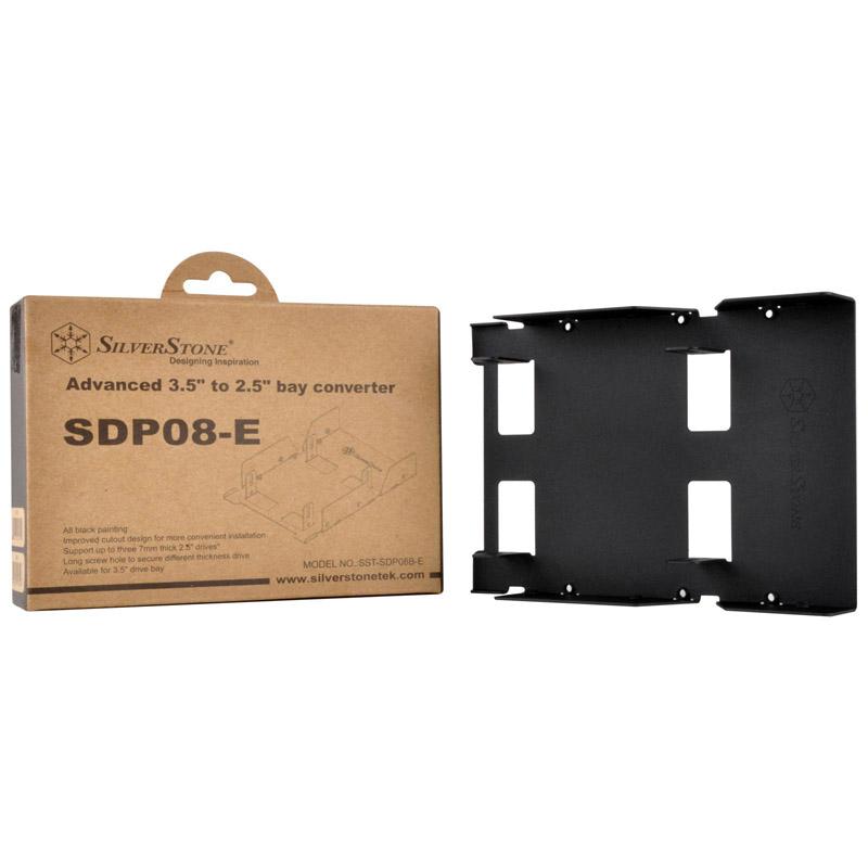 SilverStone SDP08-E (SST-SDP08B-E)