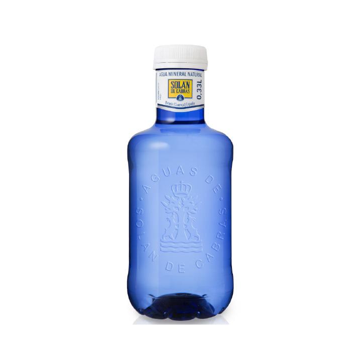 ソランデカブラス[スペイン]硬度260(中硬水) 330ml(24本)