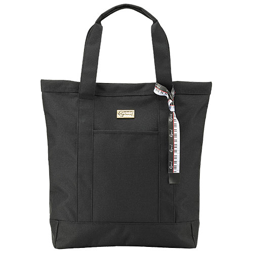 レピアノール トートバッグ(内ポケット付き) 大人向け鍵盤柄バッグ【メール便不可】