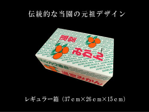 【商品番号28】蜜ツ星 レギュラー箱 サイズ混合 無選別品 約5kg入