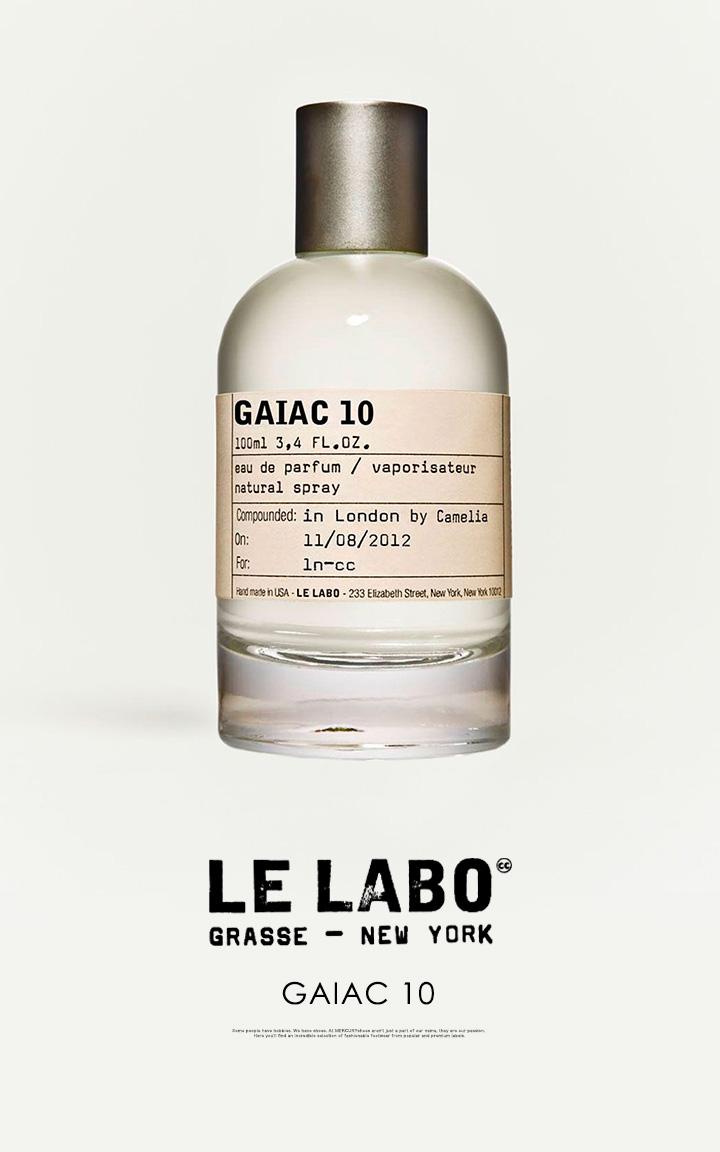 ガイアック 10 オードパルファム LE LABO ル ラボ ルラボ  アトマイザー 量り売り 小分け プレゼント 香水