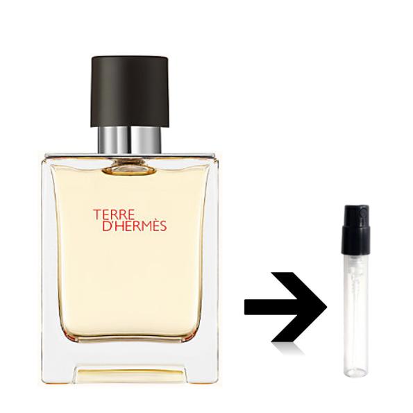 テール ドゥ エルメス オードトワレ エルメス HERMES  アトマイザー 量り売り  お試し 香水
