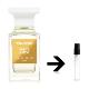ホワイト スエード EDP TOM FORD トムフォード  アトマイザー 量り売り 小分け プレゼント 香水 トムフォード