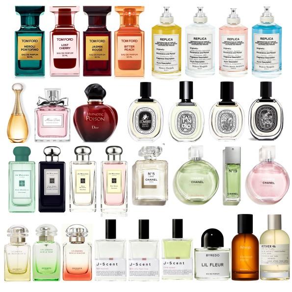 香水市場 の格安セット! 自由に選べる! 1.5ml 香水のバイキング  香水 アトマイザー 量り売り 小分け  香水