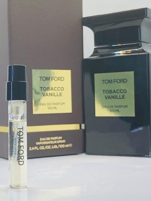 タバコ・バニラ オードパルファム TOM FORD  アトマイザー トムフォード