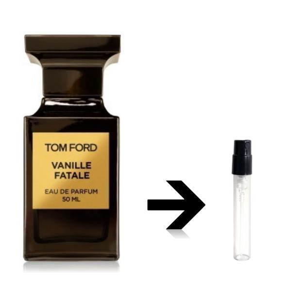 バニラ ファタール EDP TOM FORD トムフォード  アトマイザー 量り売り 小分け プレゼント 香水 トムフォード