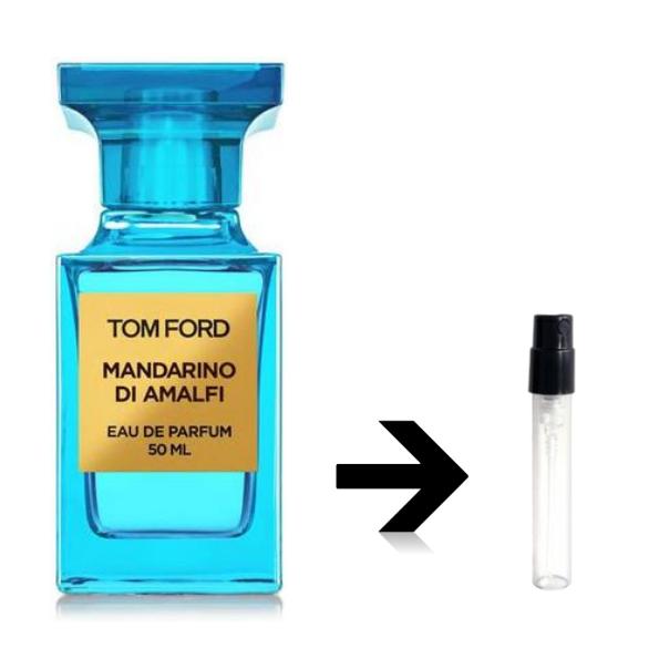 マンダリーノ ディ アマルフィ EDP TOM FORD トムフォード  アトマイザー 量り売り 小分け プレゼント 香水 トムフォード