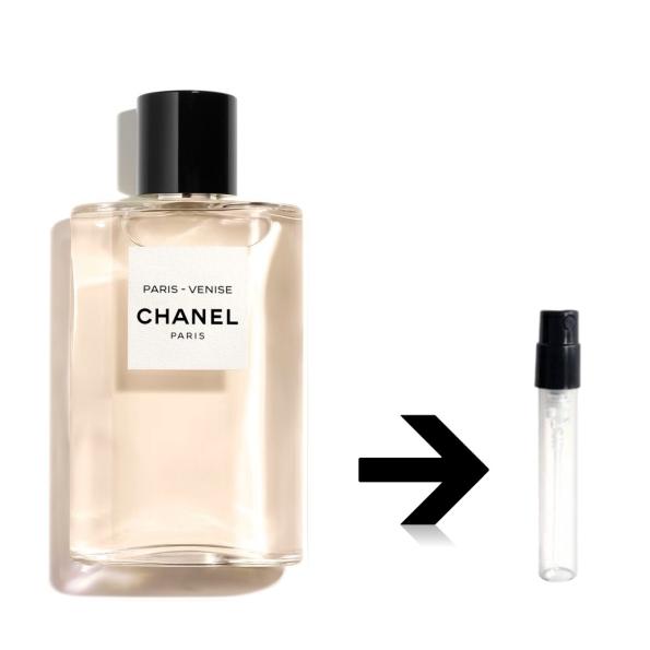パリ ヴェニス オードゥ トワレット 1.5ml EDT シャネル CHANEL アトマイザー お試し 香水 メンズ 人気 ミニ 送料無料