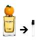 フルーツコレクション オレンジ オードトワレ 1.5ml アトマイザー ドルチェ&ガッバーナ ドルガバ お試し 量り売り 香水  人気 ミニ