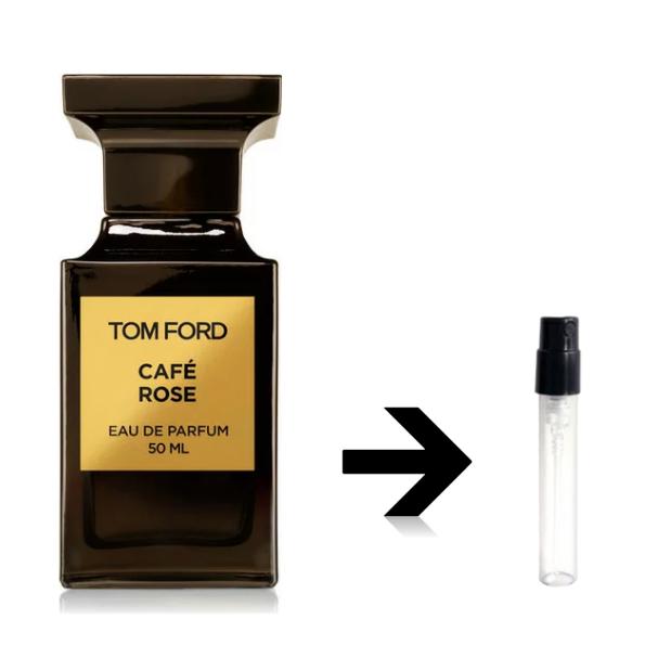 カフェ ローズ EDP TOM FORD トムフォード 【送料無料】 アトマイザー 量り売り 小分け プレゼント 香水