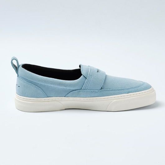 FOLTI (LIGHT BLUE/WHITE)