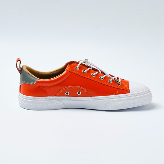 CLUDE GL (ORANGE/WHITE)