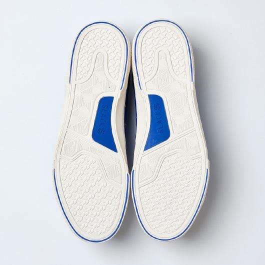 CLUDE PREMIUM SUEDE (BLUE/WHITE)