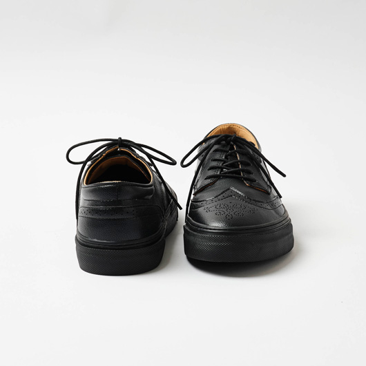 KLAVE WING TIP ML (BLACK/BLACK)