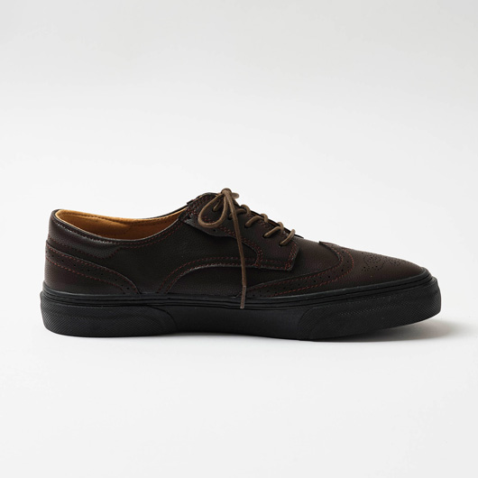 KLAVE WING TIP ML (BROWN/BLACK)
