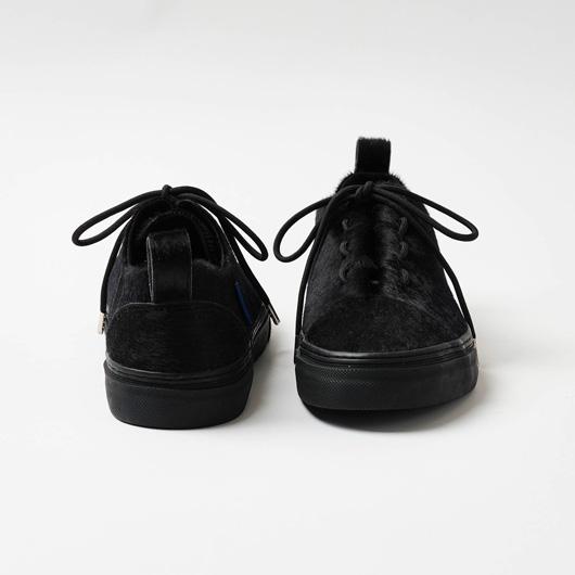 ENWRAP FUR (BLACK/BLACK)