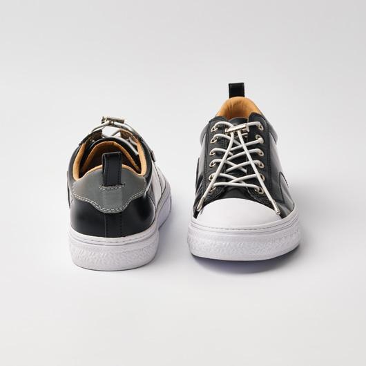 CLUDE GL (BLACK/WHITE)