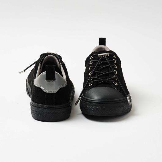 CLUDE PREMIUM SUEDE (BLACK/BLACK)