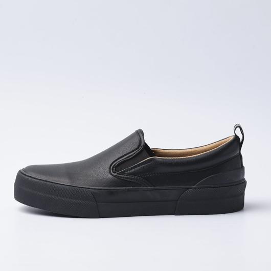 [WOMENS] CALMER LX PLATFORM (BLACK/BLACK)