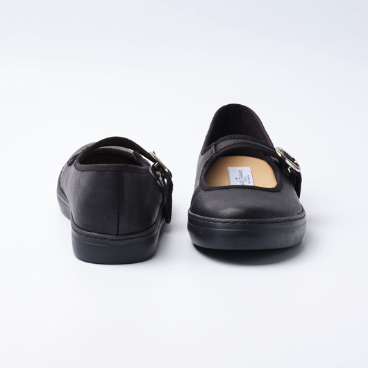 [WOMENS] TOLTE (BLACK/BLACK)