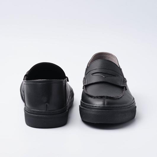 KLAVE LOAFER VL (BLACK/BLACK)