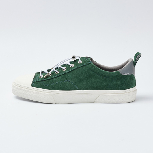 CLUDE PREMIUM SUEDE (GREEN/WHITE)