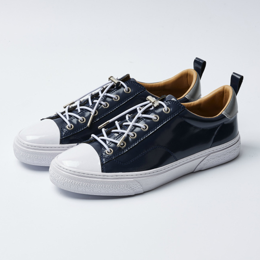 CLUDE (NAVY/WHITE)