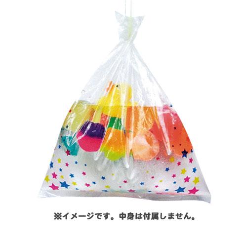 金魚袋(星柄)(小) およそ100袋入