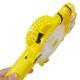 ミニオンズ光るダイカット扇風機 USB充電タイプ