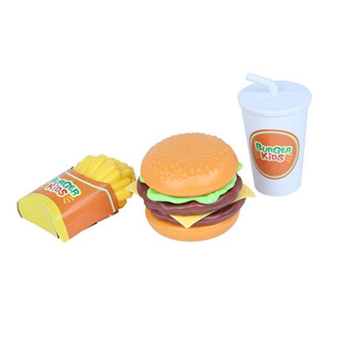 たのしいハンバーガー屋さん(12個セット) 1個あたり税別65円