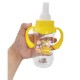 光るディズニーツムツム哺乳瓶型ボトル350ml タピオカストロー付属 12個セット