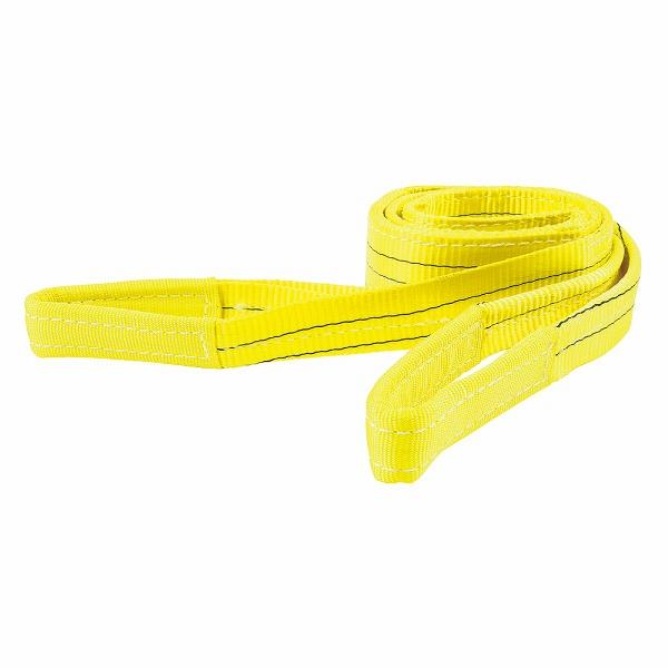 スリングベルト 75mm幅 4m ナイロン製スリングベルト ベルトスリング 吊りベルト 繊維ベルト 吊り具