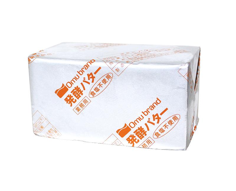 ◎ オーム発酵バター