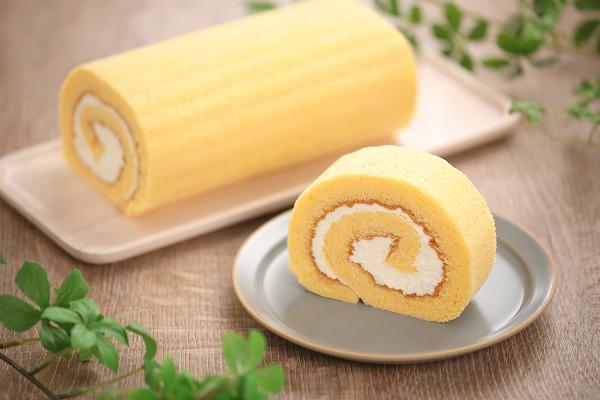 カマンベールロールケーキ 2本入