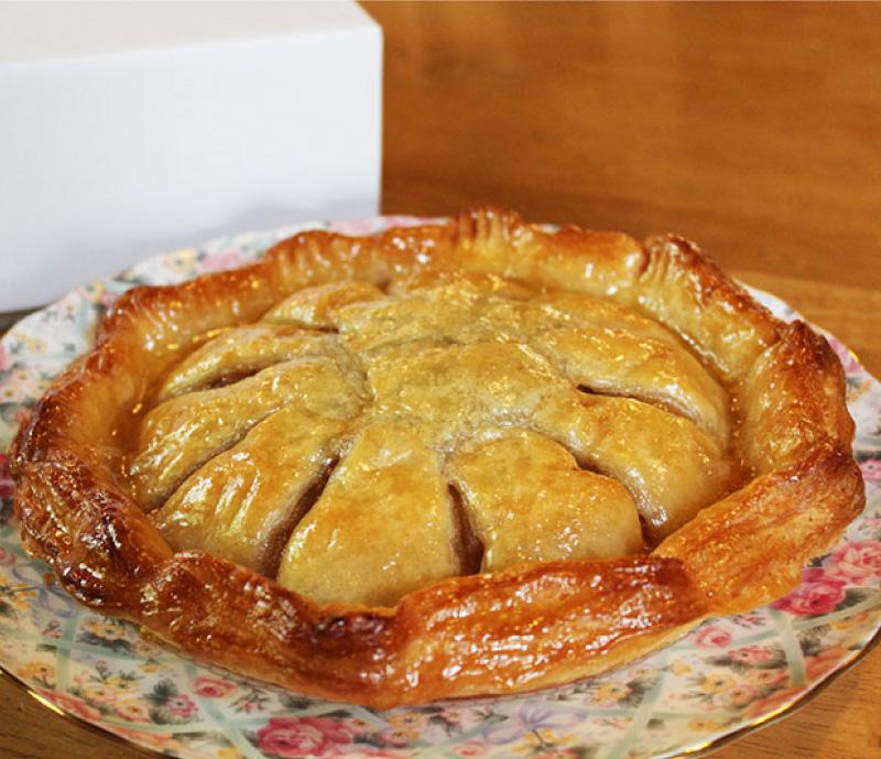 大又農園 野の実の手作りアップルパイ