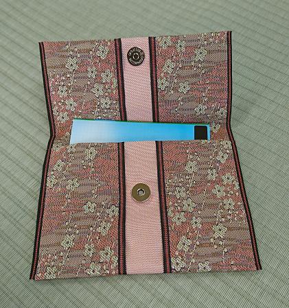 畳屋さんの畳ヘリ小物3点セット② (なす紺カラーバッグ・小物入れ・ミニ畳)