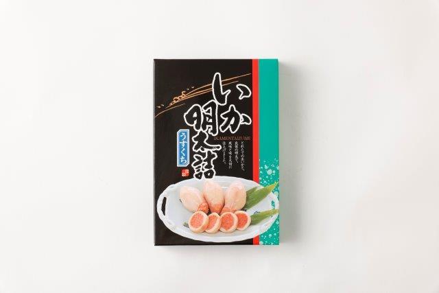 いか明太詰め(うすくち)