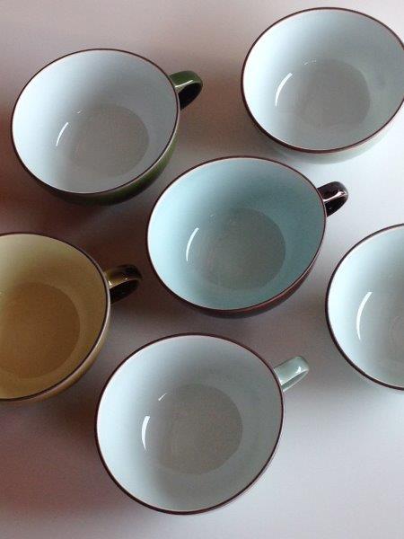 カラーシリーズ スープ碗