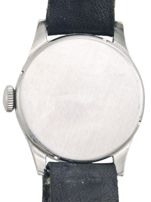 INTERNATIONAL WATCH Co.SS スクリューバックラウンドケース紳士用手巻き 「ANTI−MAGNETIC」