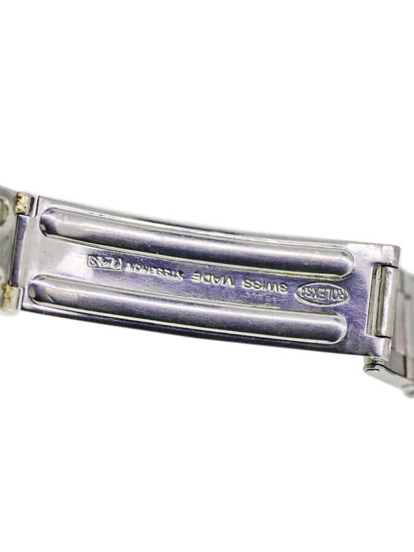 ROLEX SSオイスターリベットブレスレット バブルバック用 1940'S