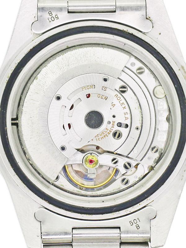 ROLEX SSオイスターパーペチュアルデイト「GMT−MASTER �」赤・黒ベゼル