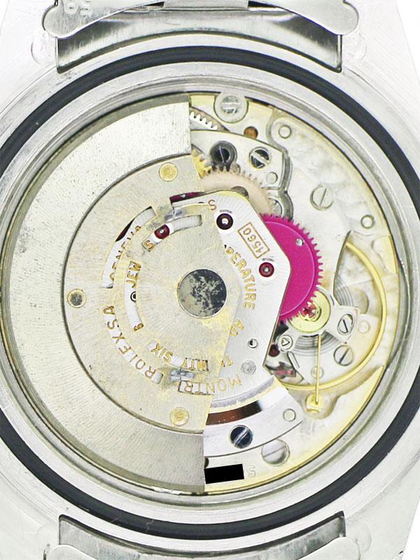 ROLEX SS オイスターパーペチュアル「GMT−MASTER」ミラーダイヤル