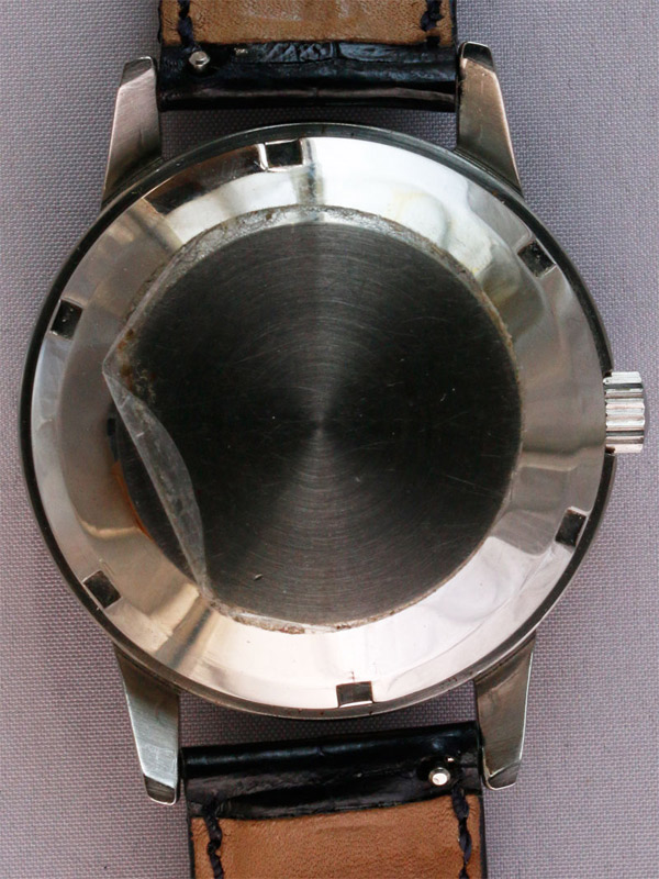 International Watch  Co.SS .スクリューバックラウンドケースオートマチック 「INGENIEUR」