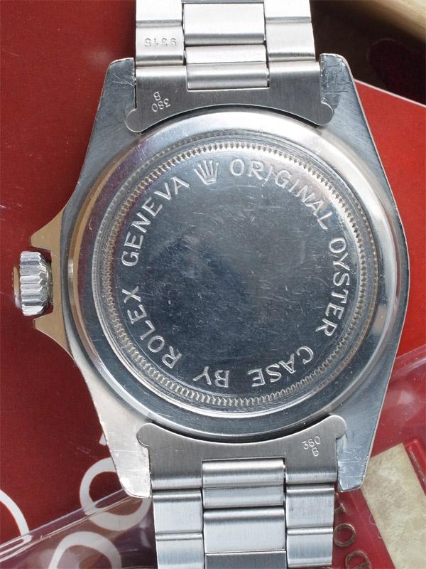 TUDOR SS オイスタープリンス「SUBMARINER」BOX、タグ、説明書付き
