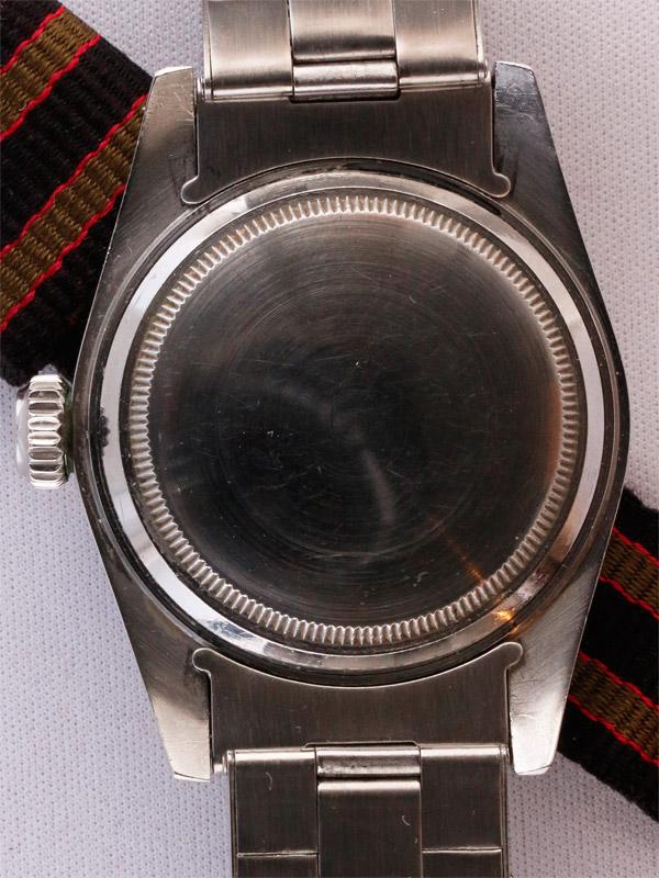 ROLEX SS オイスターパーペチュアル「SUBMARINER」8mmクラウン J.Bondモデル