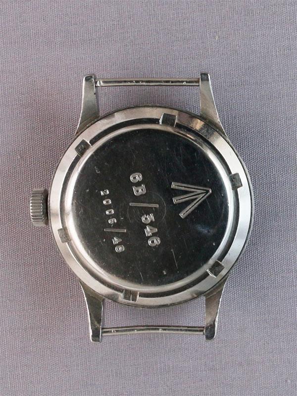 International Watch Co.SSスクリューバックケース「マーク&#8554」英国軍用ミリタリーウォッチ