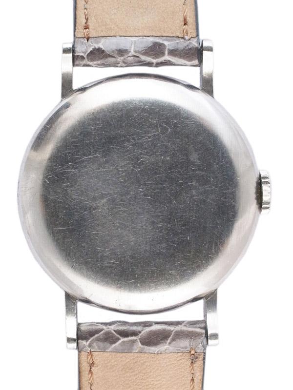 OMEGA SSスナップバックラウンドケース 「CHRONOMETRE」紳士用手巻き