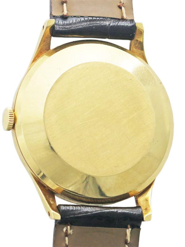 International Watch Co.18K.スナップバックラウンドケースオートマチック