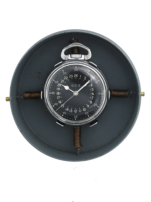 HAMILTON U.S.ミリタリー「Master Navigation」標準時計 キャリーBOX付き