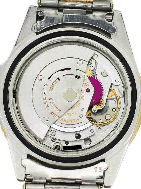 ROLEX SS/14K.オイスターパーペチュアル「GMT−MASTER」
